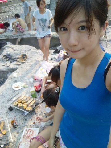 可愛い台湾娘