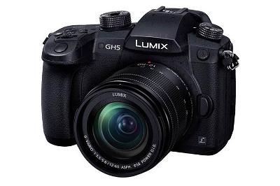 パナソニック・ミラーレス一眼カメラLUMIX GH5